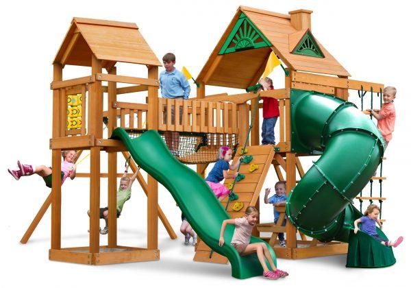 Play Nation Horizon w/ Clatter Bridge, Tower & Tube Slide