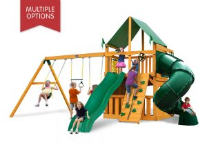 Play Nation Horizon Clubhouse w/ Tube Slide