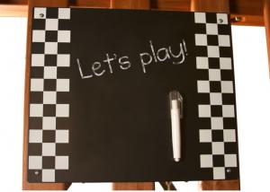 Gorilla Playsets Chalkboard Kit